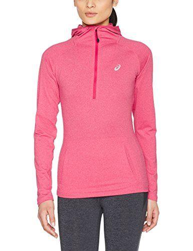 9656c5d665bb Women s 1 2 Zip Long Sleeve Running Hoodie