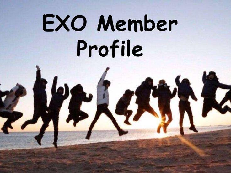 EXO Member Profile