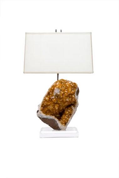 citrine lamp