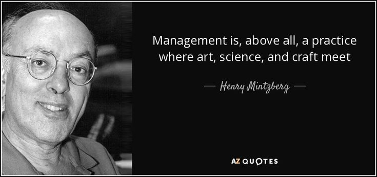 TOP 25 QUOTES BY HENRY MINTZBERG (of 58) | A-Z Quotes