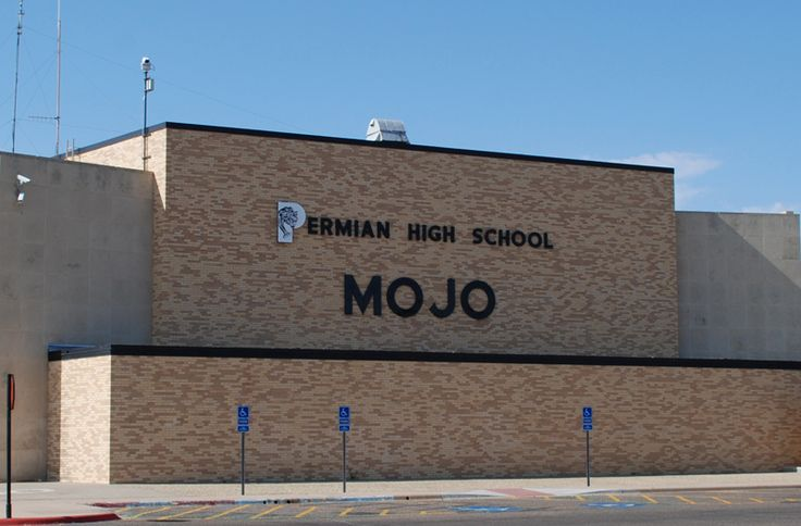 Permian High School-I was a substitute teacher during college & I spent the most time here.