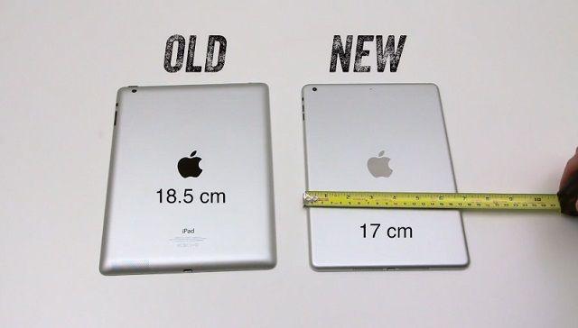 Rumores sobre iPad 5/iPad mini 2