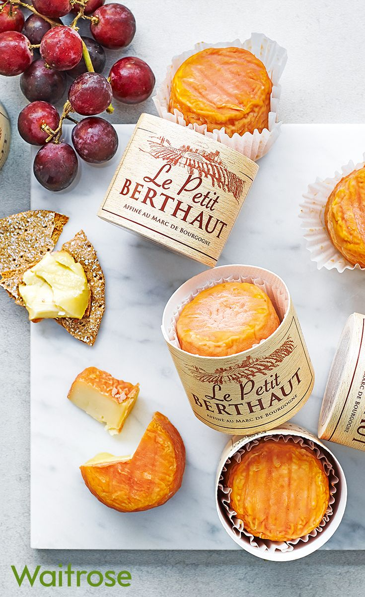Our Petit Berthaut's are gloriously sticky and pungent with an abundantly fruity tang. They're brilliant for summer parties or barbecues with friends and family. Find these and more food made to order on the Waitrose Entertaining website.