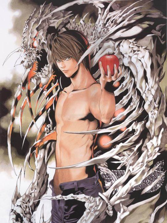 Death Note - Light Yagami: