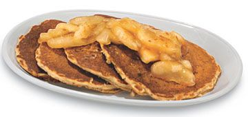 11 Terrible Breakfasts (New Swaps!)....IHOP's Harvest Grain 'n Nut Pancakes might sound like a reasonably healthy breakfast, but beware: This one dish packs nearly 1,100 calories—about half the number an average person needs in a day. But guess what? This isn't even the most outrageous item you'll find on our new list of 11 Terrible Breakfasts. Read the story, and don't fall prey to these waist-expanding menu items.
