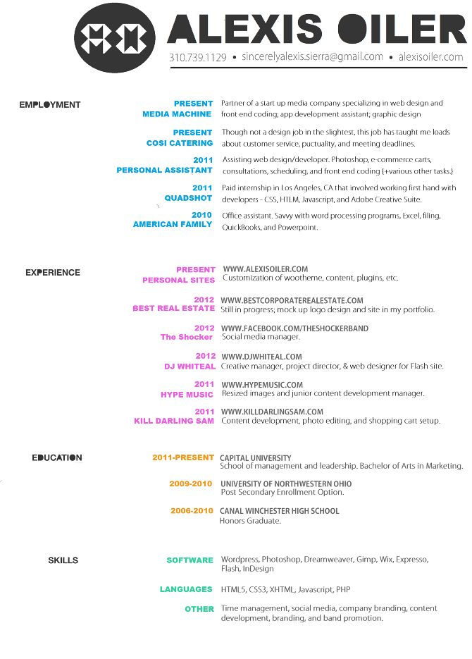 resume 247 digital design team - Graphic Design Resume Samples Pdf