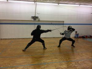 Fencing Club Savannah Ga