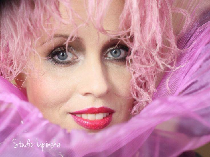 Makijaż,foto Dorota Lipinska