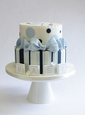 Minus the blocks... And stripes and dots in buttercream