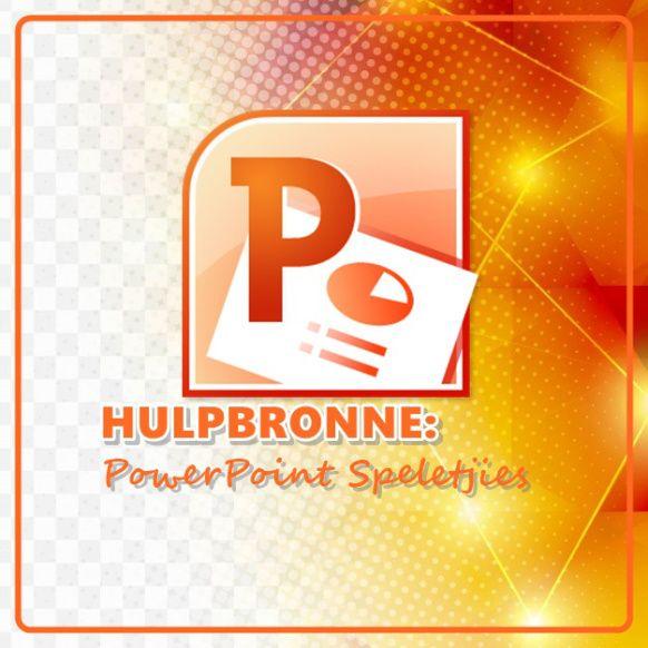 Hulpbronne - PowerPoint Speletjies 3
