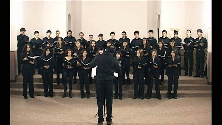 """""""Dicen que se muere el mar"""" Coro Mixto """"Allegro""""(La Serena, Chile) para ..."""