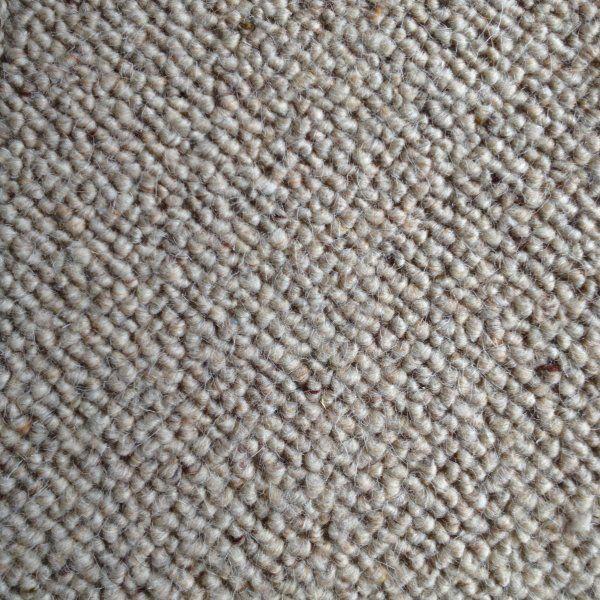 Allfloors Wensleydale Oatmeal 100% Wool Berber Beige Carpet - Allfloors from All Floors UK