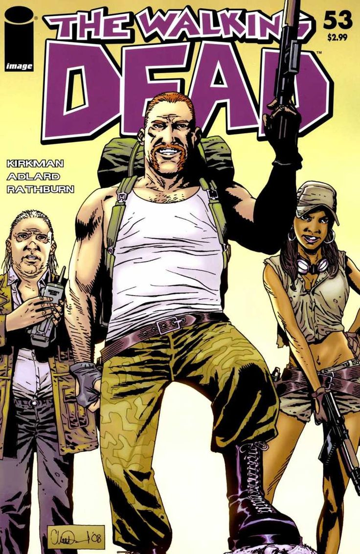 the walking dead comic book | Walking Dead Comic