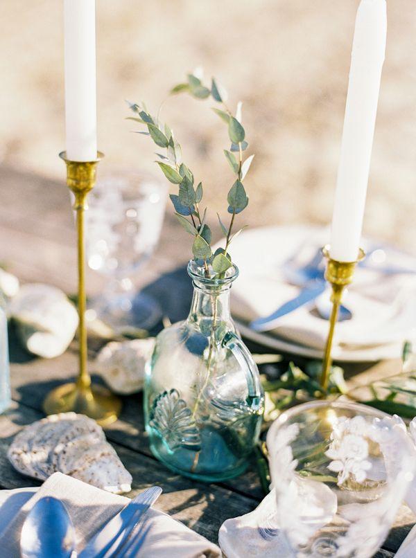 61 Best Beach Wedding Centerpieces Images On Pinterest