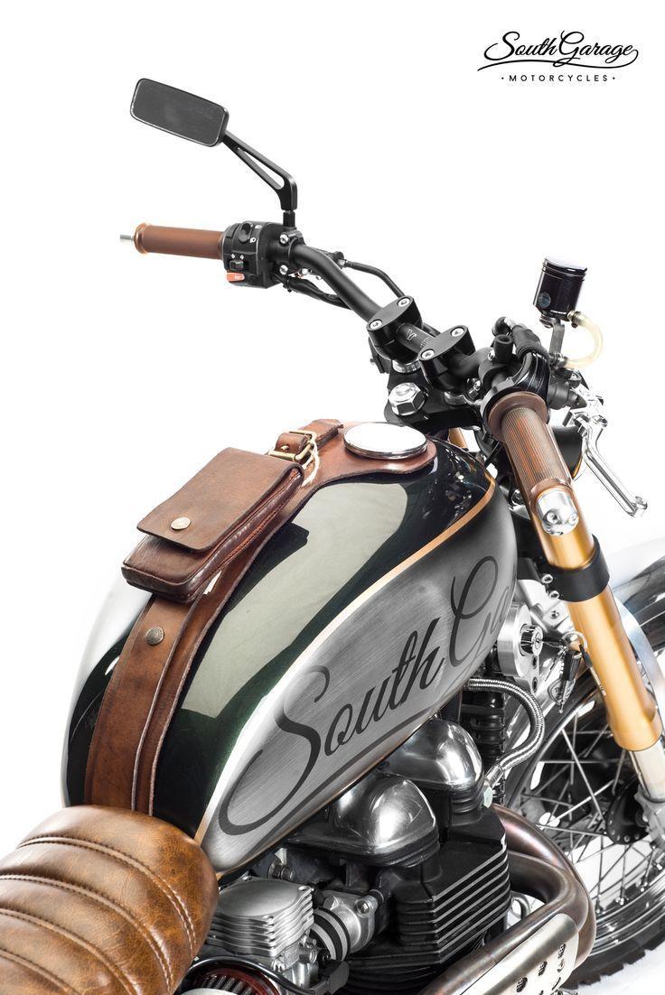Fotos de motos Cafe Racer, Bobber, Custom y Scrambler