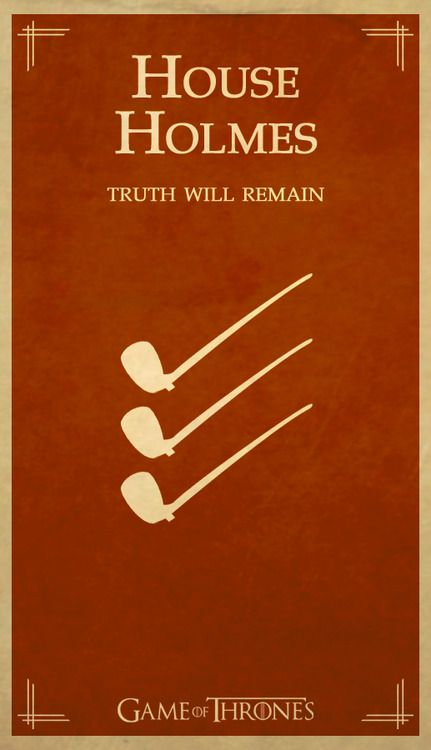 Planeswalkin' - dalekofchaos: Game Of Thrones fandom Houses 2. ...