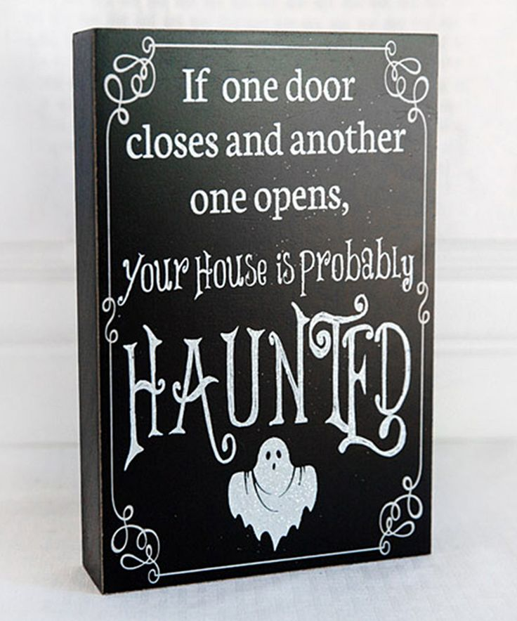 Look at this #zulilyfind! 'If One Door Closes' Box Sign by Adams & Co. #zulilyfinds