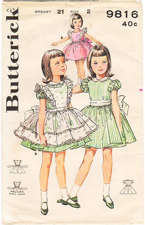 Simplicity 1406 - Vintage Sewing Patterns. Boy I wish patterns were still 40 cents some are almost 30 dollars for freaking tissue paper!-CH