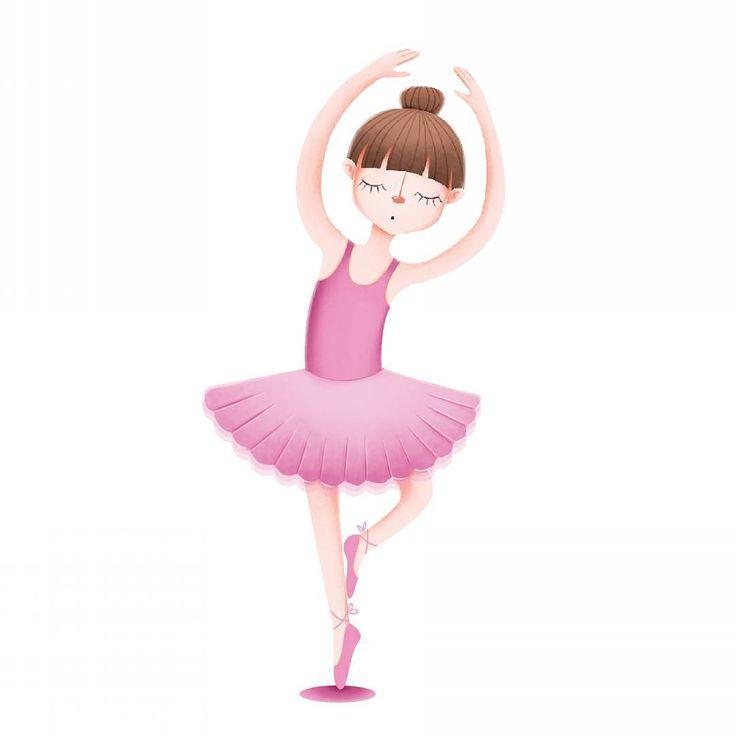 моя мама балерина в картинках