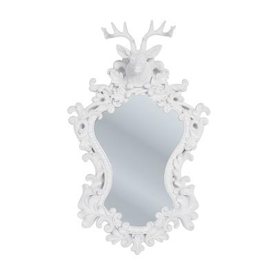 dwell - Stag head mirror