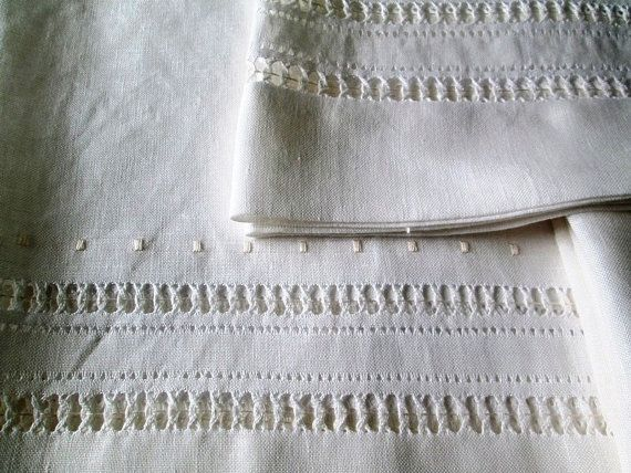 Irish linen Curtains  Linen curtain by linenartisan on Etsy