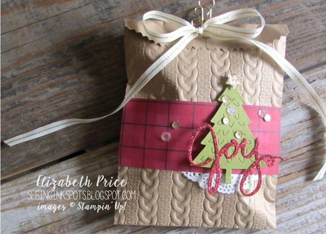 Seeing Ink Spots: Gift Bag Happiness