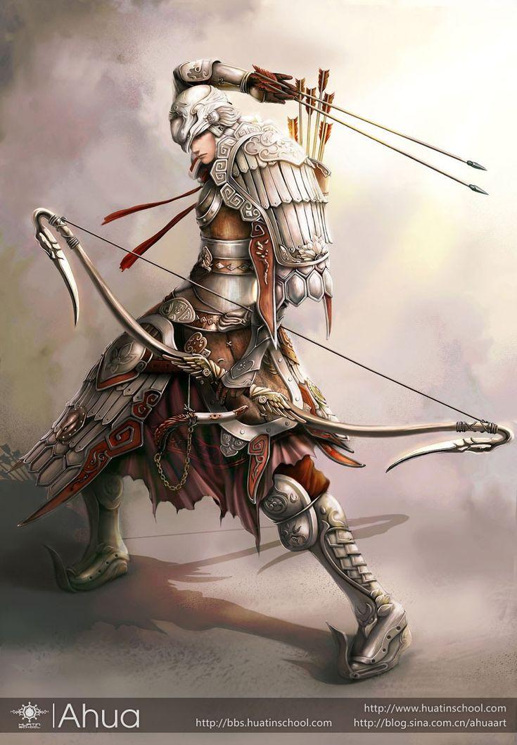 Hawk warrior