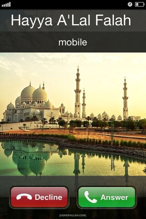 Are you going to Answer the Call of Success or are you Going to Decline it? -www.lionofAllah.com