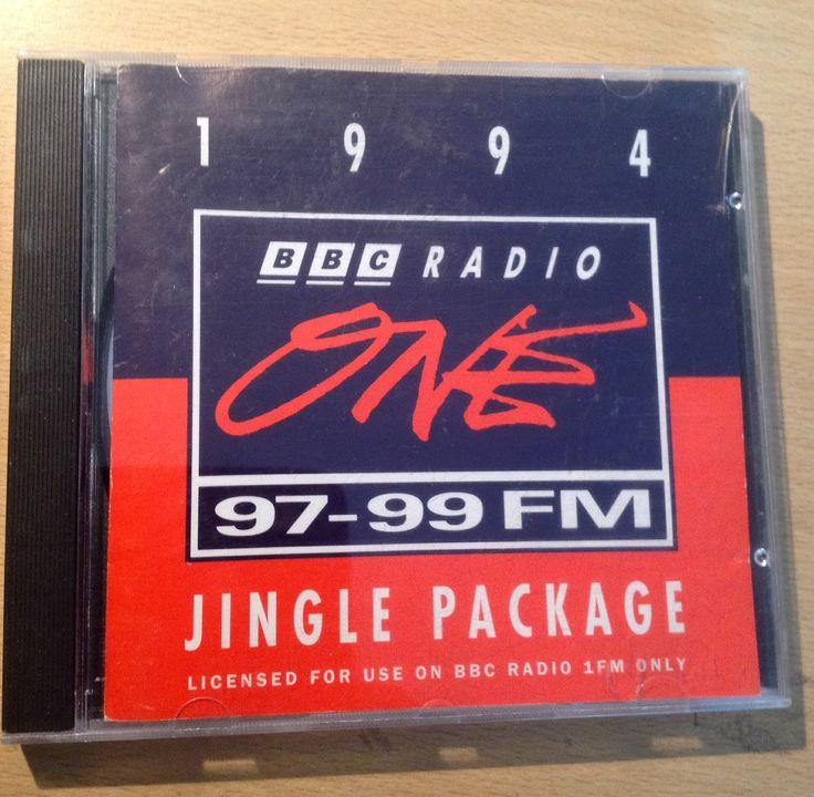 The Radio 1 Jingle Package (1994)