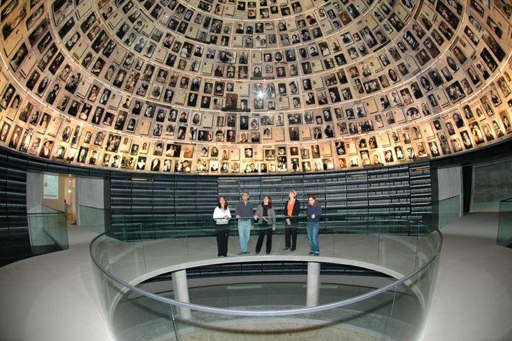"Catisart - Yad Vashem, το μουσείο του ""ποτέ πια"""