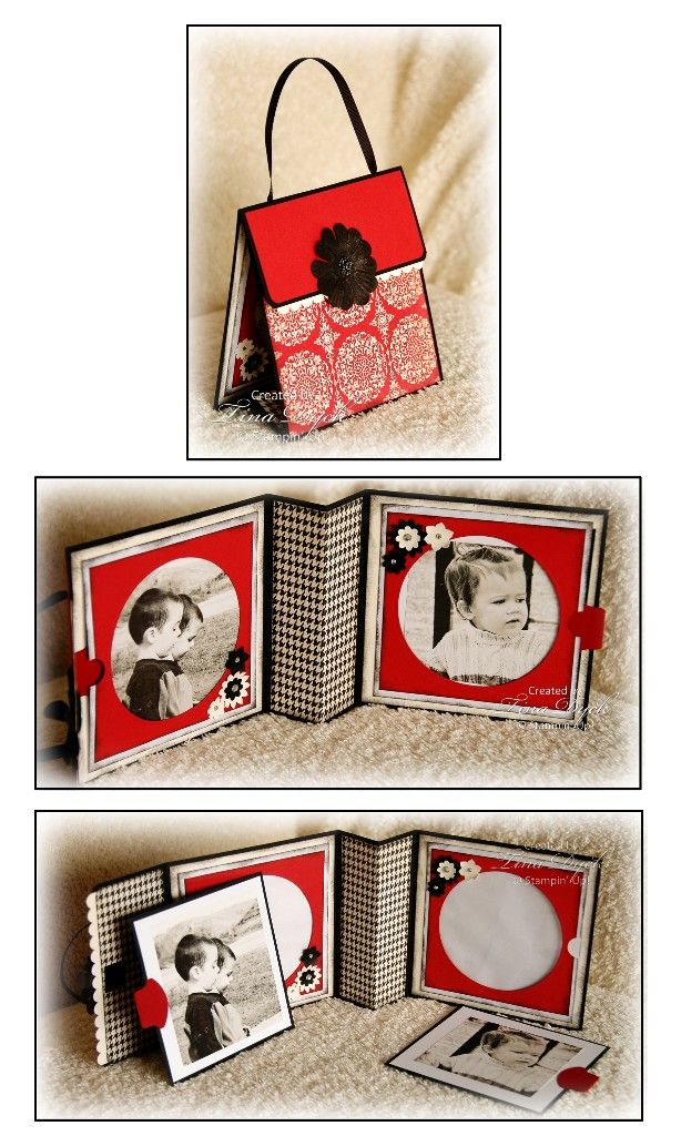 CD Envelope Photo Purses