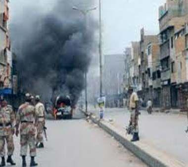 9 killed, 15 injured in blast in northwest Pakistan