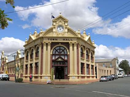 York - Western Australia - 1999.