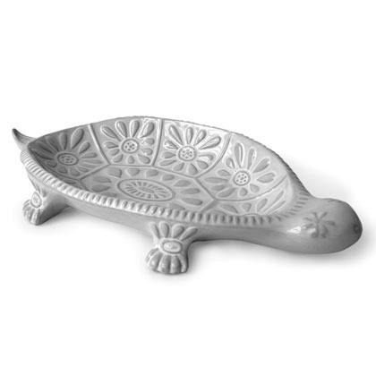 Turtle Serving Bowl.