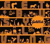 GOLDFISH - GET BUSY LIVING CD South African Electronic Music 2010 Release