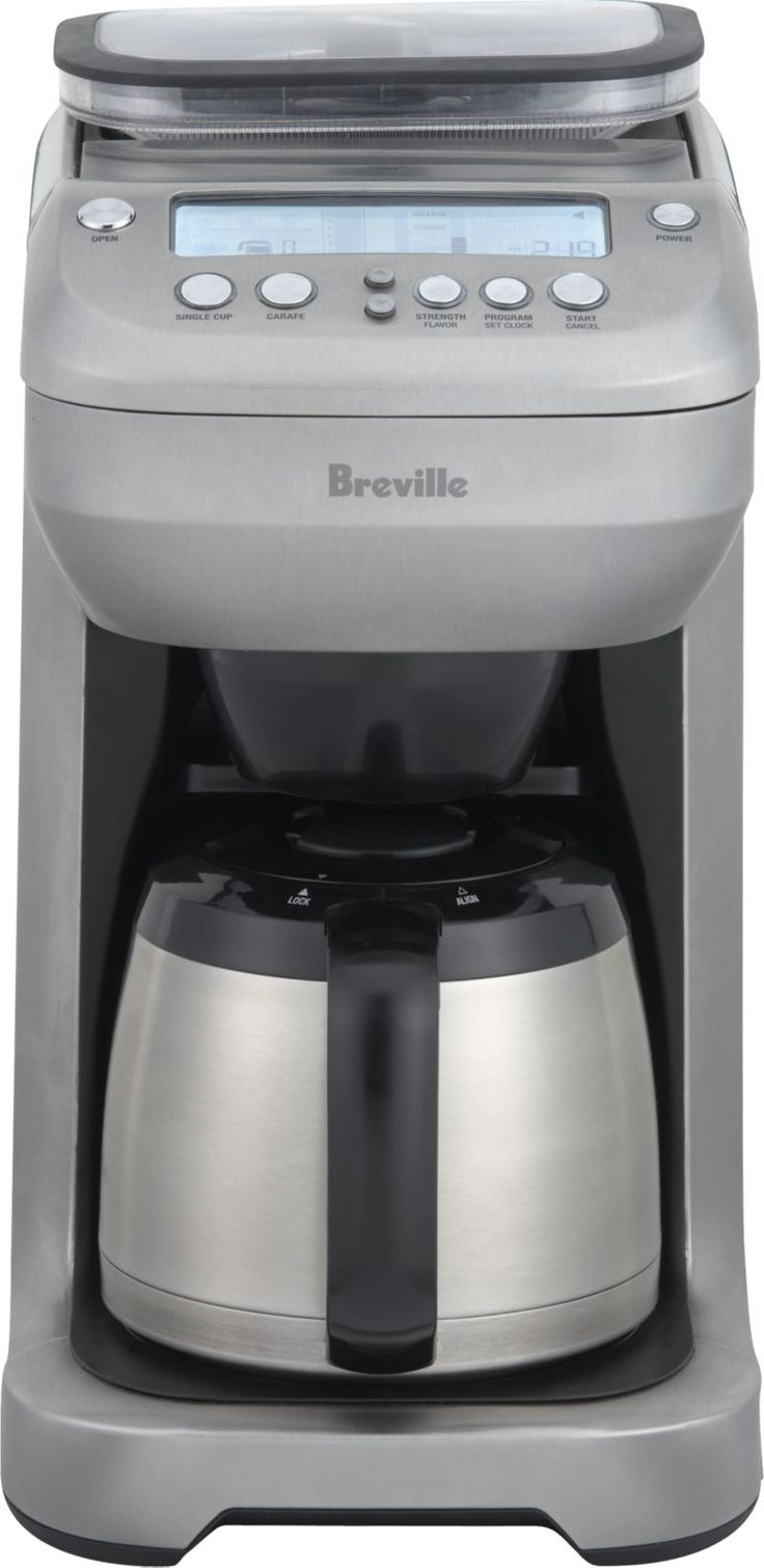 Breville you brew thermal 12 cup coffee maker coffee