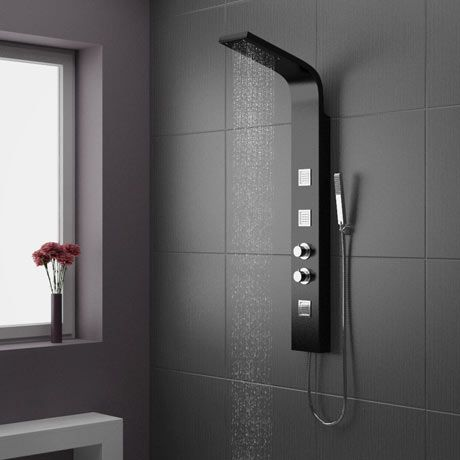 Bathroom Shower Panels best 25+ shower panels ideas on pinterest | wet wall shower panels
