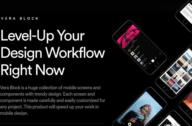 Huge Collections Of Mobile: Vera Block Is A Huge Collection Of Mobile Screens And