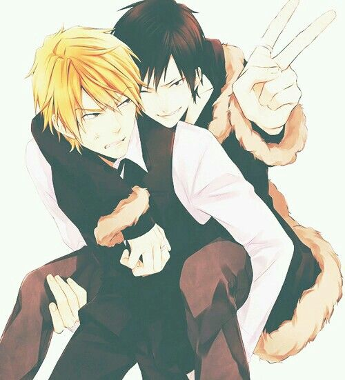 shizuo izaya relationship marketing