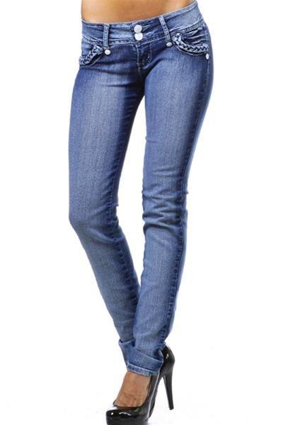 Фото облегающие джинсы