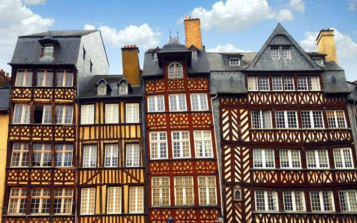 Rennes (Ренн), Бретань, Франция - достопримечательности, путеводитель