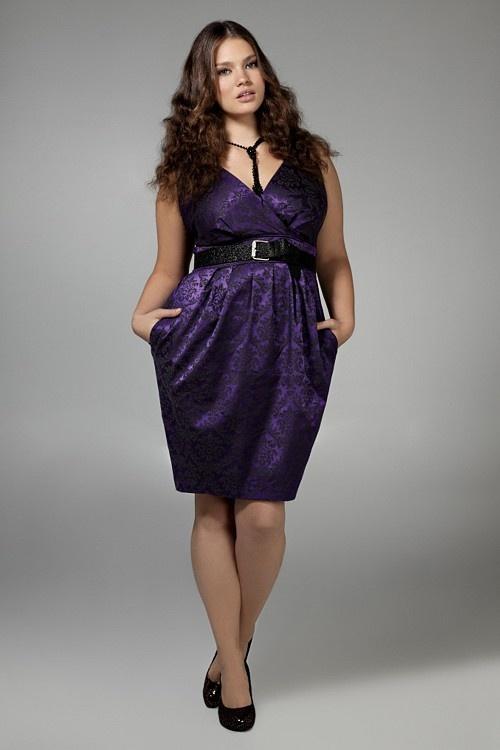 party dress with pockets: New Years Dresses, Cocktails Dresses, Purple Dresses, Parties Dresses, Dresses, Vestidos Para Gordita, Purple Brocade, Brocade Dresses, Curvy Style