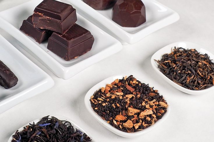 Learn how to pair tea and chocolate!    Of the world's three great beverages—cocoa, tea, and coffee—cocoa was the first introduced by the Spanish to Europe in 1528. Learn pairing tea and chocolate.