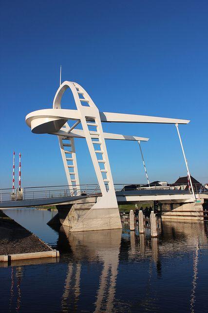 Noorderplassen-West, Almere, Flevoland.