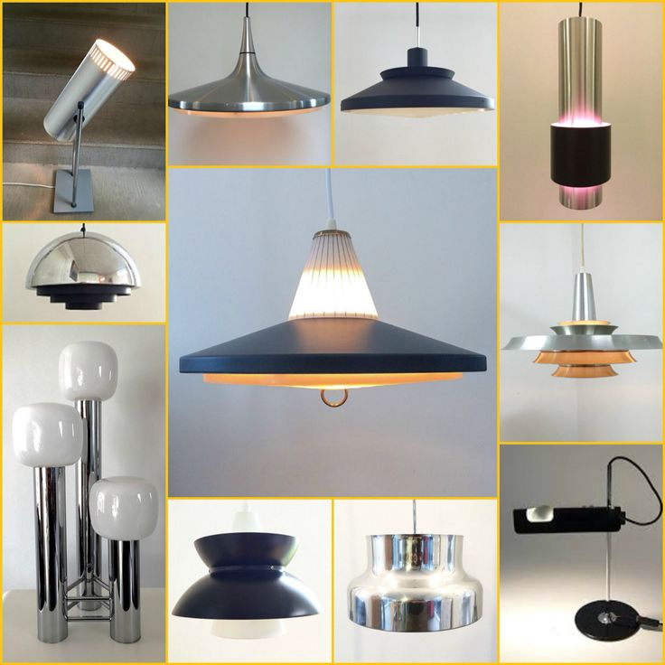 Cool lamps by Deerstedt on Etsy