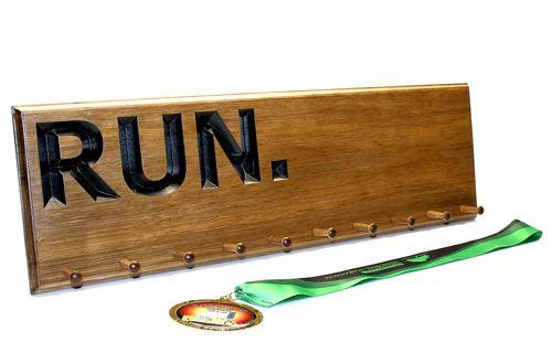 running medal holder display