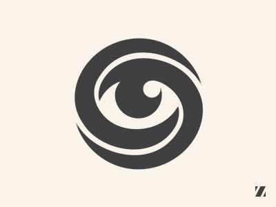 Eye of Mobius Logo by Jan Zabransky
