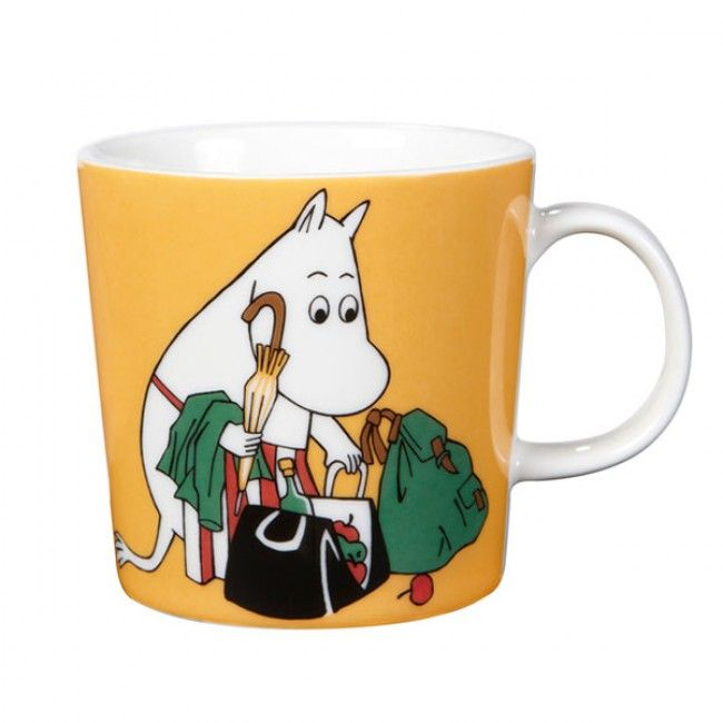 Moominmamma apricot. Available between 2014 - continued.