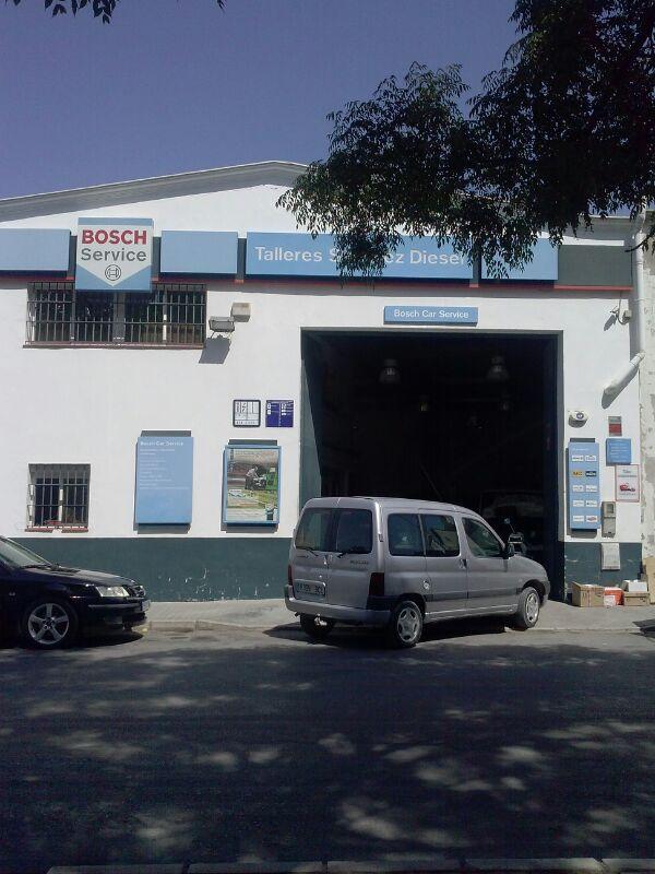 Talleres Sánchez Diesel. Un taller de confianza que forma parte de la red #Bosch Car Service y de la red TalleresTop.com Especializados en:   Inyección diésel – Climatización  – Electrónica del automóvil    #BoschCarService #inyecciondiesel #diesel