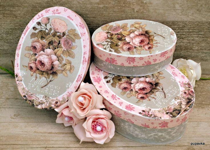 Krabičky - V ružových perinách - 5474960_